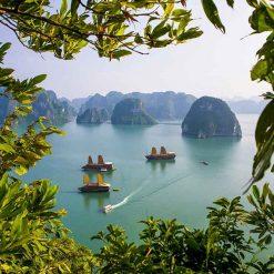 Baie de Hạ Long