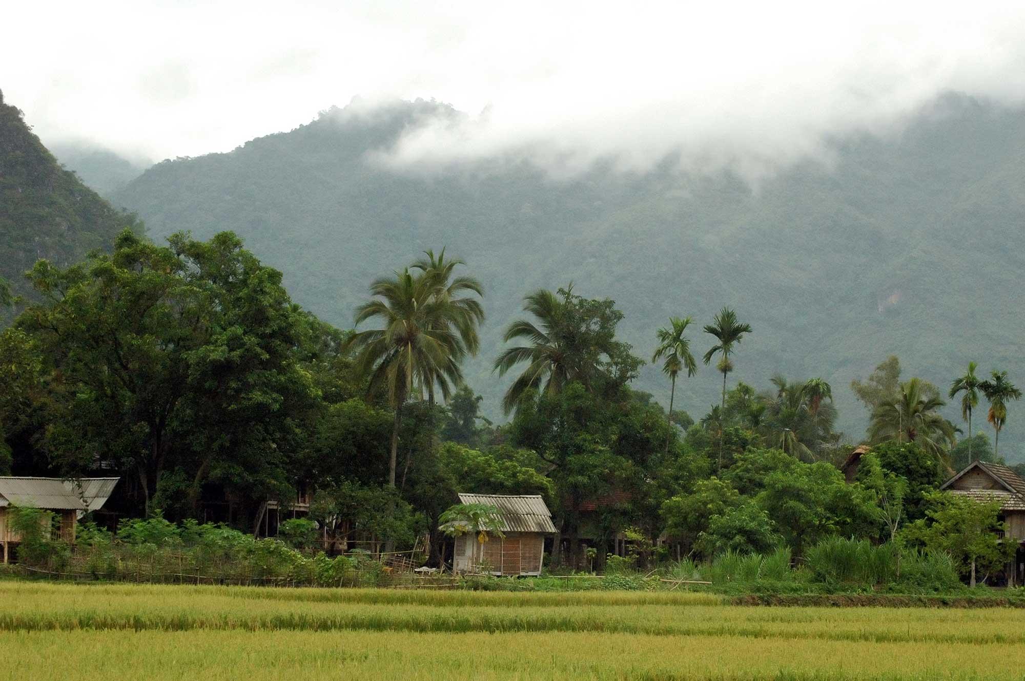 Couple BELIN – Montagnes du Nord Vietnam et Delta du Mékong – Avril 2012 (15 jours)