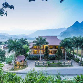 Hôtels à Mai Chau