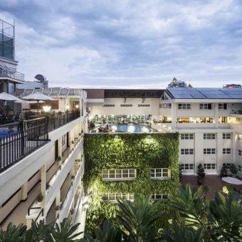 Hôtels à Saigon