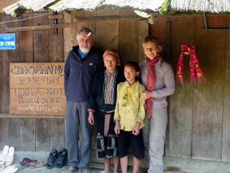 Couple CHASTAGNOL – Vietnam & Cambodge – Novembre 2011 (22 jours)